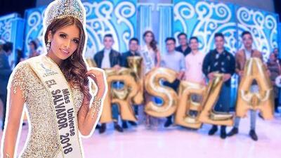 Reina otra vez: ex NBL Marisela de Montecristo gana en El Salvador y va al Miss Universo 2018