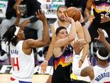 Los Suns derrotan a los Clippers en el primer juego de la Final del Oeste