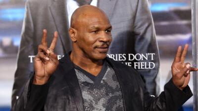 Mike Tyson cumplió 49 años