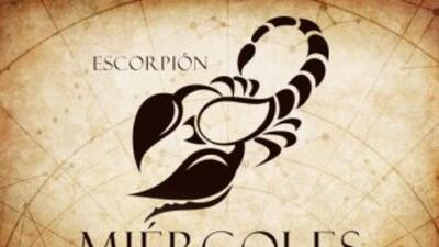 Escorpión - Miércoles 23 de julio: Vive tu realidad hoy mismo