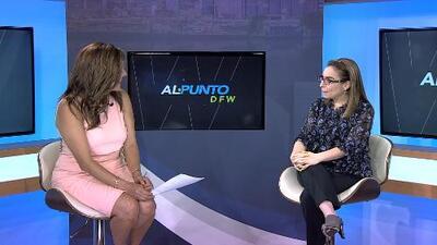 Al Punto DFW: Tessy Ortiz