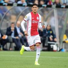 En fotos: Así fue el debut de Edson Álvarez con el Ajax