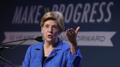"""""""Es hora de que las mujeres lleguemos a Washington y arreglemos el gobierno roto"""": Elizabeth Warren asoma su candidatura presidencial"""