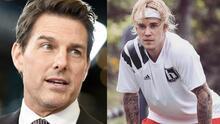 Justin Bieber le propuso a Tom Cruise enfrentarse en una pelea de artes marciales mixtas