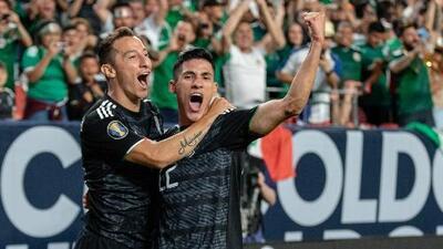 Tiembla Costa Rica: top 5 de goles de México en la fase de grupos de la Copa Oro