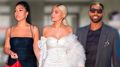 Kylie Jenner habló de frente con Jordyn Woods, a quien desterró de su vida tras el escándalo con Tristan Thompson