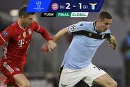 Bayern Múnich completa la obra y despacha a la Lazio de la Champions