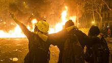 ¿Qué hay detrás de las violentas protestas en la turística Barcelona?
