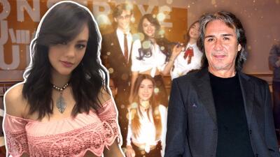 Actriz de 'Like, la leyenda' niega romance con Pedro Damián