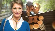 Con una hamburguesa, el hijo mayor de Lety Calderón demostró que está listo para vivir solo