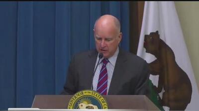 Jerry Brown declara estado de emergencia