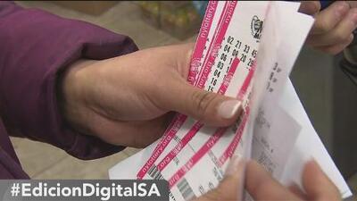 Residente de Cibolo gana un millón de dólares de la Lotería de Texas