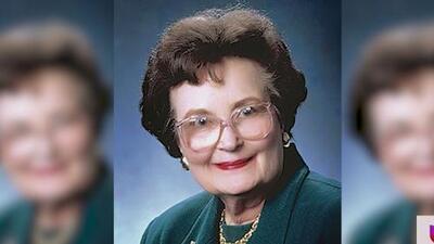 Ofrecen detalles sobre los servicios fúnebres de la exalcaldesa de San Antonio, Lila Cockrell