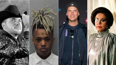 Partidas dolorosas: 20 famosos que fallecieron en el 2018