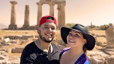 Aún no cumplen tres meses de casados y Lorenzo Méndez y Chiquis ya se fueron de segunda luna de miel