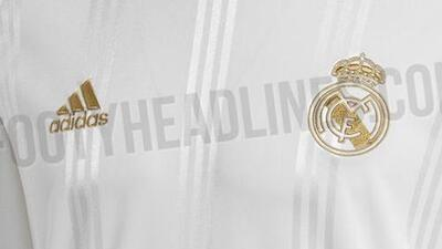¡Espectacular! Se filtra la nueva camiseta retro del Real Madrid