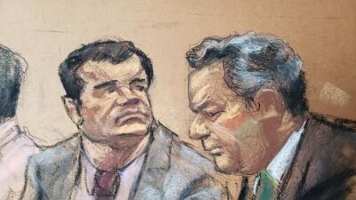 """""""El narcotráfico no depende de una persona"""": así se autoincriminó 'El Chapo' en su propio juicio"""