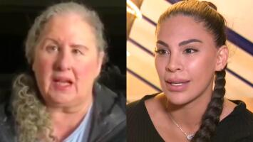 'Tefi' Valenzuela responde al video de la mamá de Eleazar Gómez y asegura no se irá de México