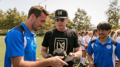 Will Ferrell cuenta cómo se convirtió en uno de los propietarios de Los Angeles FC