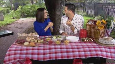 Celebramos el Día Nacional del Picnic con unas ideas para que comas al aire libre con familia o amigos