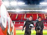 PSV le rinde un homenaje a la mexicana a Daft Punk con Chucky y Guti