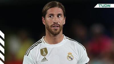 Sergio Ramos, prudente sobre el caso Bale y James