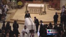 Despiden en San Antonio al cantante texano Emilio Navaira