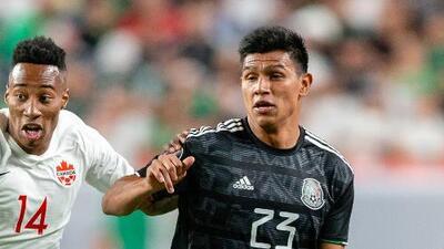 Jesús Gallardo se dijo ilusionado por posible interés del Atlético de Madrid