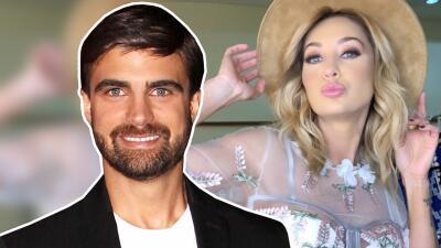 """""""Geraldine es una gran mujer, me tiene enamorado"""": Santiago Ramundo confiesa que está feliz con su romance"""