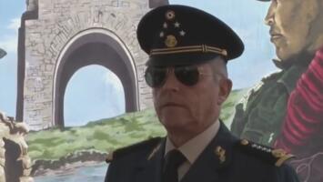 """Crónica de la llegada a México del general Salvador Cienfuegos (que abre un """"túnel"""" de esperanza al 'Chapo' Guzmán)"""