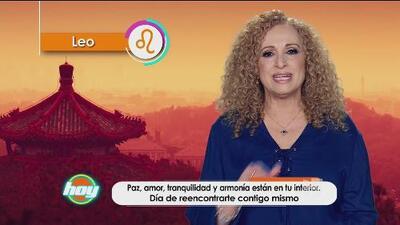 Mizada Leo 30 de septiembre de 2016