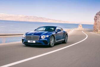 Fotos del Bentley Continental GT 2019