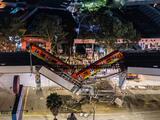 La 'línea maldita': ¿qué provocó el desplome de dos vagones del metro de la Ciudad de México?