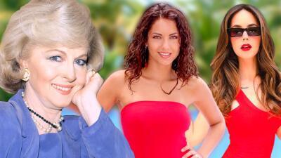 Antes de Camila Sodi, estas actrices fueron protagonistas de la telenovela Rubí