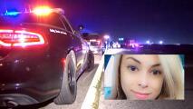 Muere atropellada luego de bajarse a socorrer a automovilista accidentado en la autopista 99
