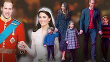 Kate Middleton presume más de 38,000 dólares en joyas al celebrar 10 años de matrimonio con el príncipe William