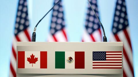 """México los """"lamenta"""", Canadá los """"deplora"""" y son """"inaceptables"""" para Europa: respuestas a los aranceles de EEUU"""