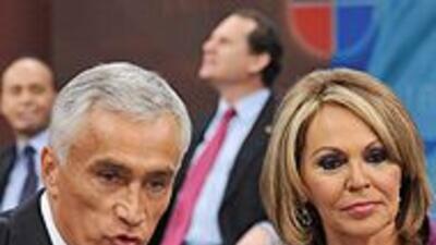 Histórico debate sobre la ley de Arizona y la reforma fue transmitido por Univision