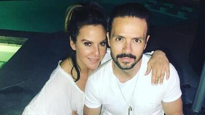 Kate del Castillo le hizo 'honor' a su tequila con sus amigos