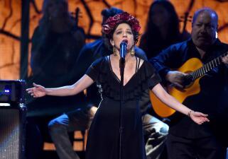 Latin GRAMMY 2015: el año de Natalia Lafourcade