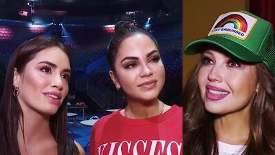 Thalía, Lali Espósito y Natti Natasha mostrarán el poder femenino en el escenario de Premio Lo Nuestro