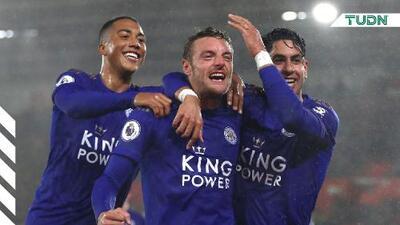 ¡Goleada histórica! Leicester ganó 9-0 al Southampton