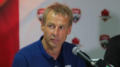 Klinsmann llamó con EEUU mezcla de experiencia y juventud para campamento