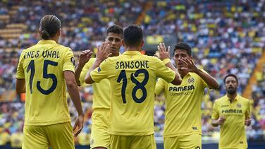 Villarreal pasó sin problemas sobre el Astana