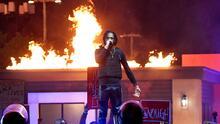 La protesta contra el racismo y la brutalidad policial alza la voz en la ceremonia de los Grammy