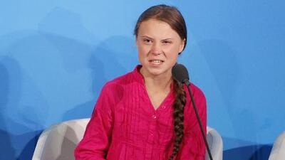 Greta Thunberg, la adolescente que estremeció a la ONU con su intervención sobre cambio climático