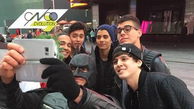 CNCO Evolution, the untold story of the music phenomenon in a webseries
