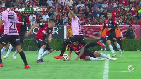 ¡Brian Fernández quiere seguir sumando en su cuenta goleadora!