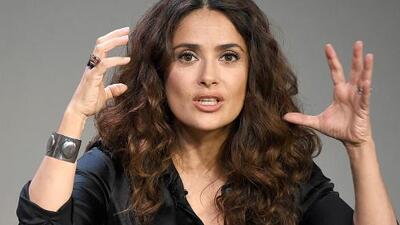 Salma Hayek revela su doloroso remedio para deshacerse de sus arrugas sin botox o rellenos