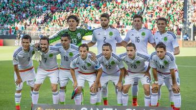 Siete jugadores del Tri repiten como titulares tras la 'pesadilla' del 7-0 ante Chile